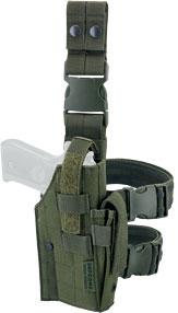 Leg Pistol Holster Fondina cosciale Defcon 5 D5-DP02