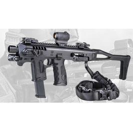 CAA Micro Roni per Beretta APX kit naked  colore nero MIC-RONI APX
