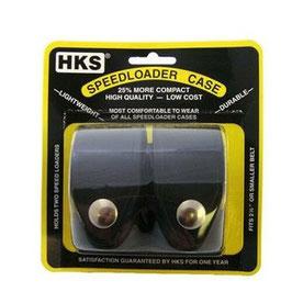 HKS SPEEDLOADER CASE porta speedloader per revolver codice: 203 plain medium