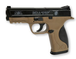 SMITH&WESSON M&P 40 TAN (MOLLA)