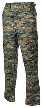 Pantalone Marpat Woodland taglio acu 01334s