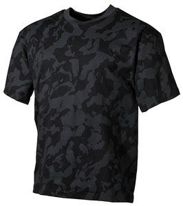 T-shirt Camo night 00104D