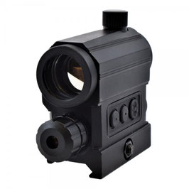 JS-TACTICAL RED DOT CON LASER ROSSO codice: JS-HD22X
