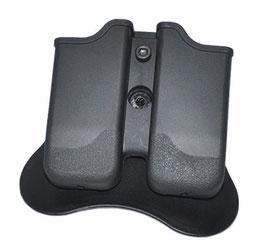 CYTAC Porta caricatori per serie Beretta 92-96.98 CY-MP-P2