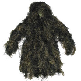07733T Ghillie suit a 3/4 woodland