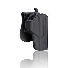 CYTAC Kit Fondina e Porta Caricatore universale per GLOCK 17/19 CY-TG17