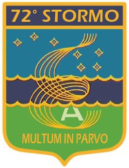 Patch 72° gruppo Multum in Parvo