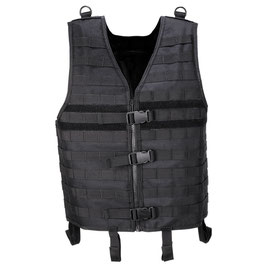 Gilet Light Modular System Black SWAT 04613A