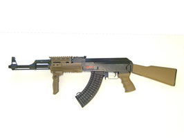 Ak 47 Tactical Bicolore Tan e nero