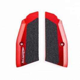 TONI SYSTEM Guancette High Grip Corte per CZ Shadow SP01 e Shadow 2