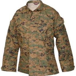 Camicia Marpat Woodland Tru-spec
