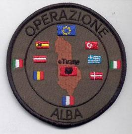 Patch Operaziome Alba
