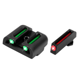 MIirino e tacca di mira Truglo Fiber Optic 0806001/TG131G1 TG131G2