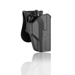 Cytac Nuova Fondina in polimeri Thumb Smart CY-TAPX con bottone di sgancio  e  Porta Caricatore universale IN OFFERTA!