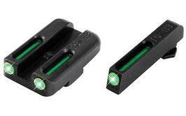 TRUGLO Brite Site Tritium/Fiber Optic TFO per Glock 42/43 0806221