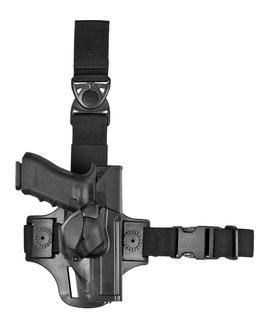"CCHT8 - Chief ""CAMA"" holster thigh kit VEGA HOLSTER CCHT880N"