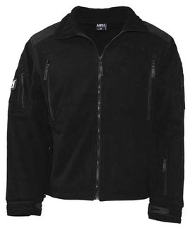 Soft Shell Heavy Strike Black 03841