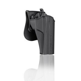 CYTAC Kit Fondina e Porta caricatore Universale per Beretta 92/96/98 CY-TB92