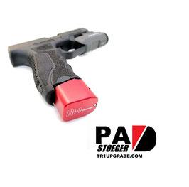 TR-1 upgrade® Pad Maggiorato PLUS + 4 in alluminio per STOEGER STR9 codice: 1000109