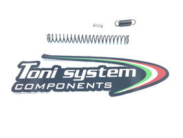 Tony System Kit Spring Competition per GLOCK -   Trigger Spring + Firing pin spring 3lbs MSG GLPS GLTR
