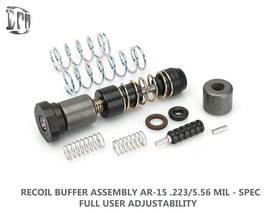 DPM Recoil Buffer Assembly M-16 / AR-15 .223 / 5.56 Fucili per calibro MIL-SPEC
