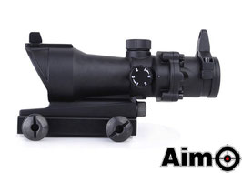 AIMO ACOG RED DOT 1×32 - BLACK