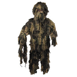 Ghillie Suit Woodland  07703T