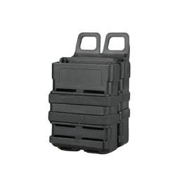 Fast mag porta caricatore DOPPIO per caricatore Nato/AR15-16 in polimeri NerI codice EM2384
