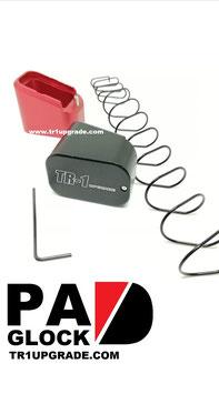 TR-1upgrade® PAD GLOCK Kit Plus 4 codice 1000071