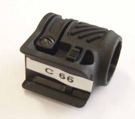 Attacco torcia weaver Ak Flashlight Frame C66