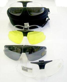 Occhiali balistici Multilente 6055