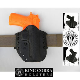King Cobra Holster Kydex 59.500-1