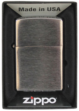 Zippo Made in USA 24053R