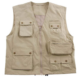 Gilet Outdoor/Security 04303f