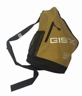 Glock Borsa a tracolla G19X Tan e nera 692343
