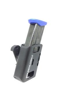 Porta Caricatore in Alluminio IPSC universale TB1068-BK