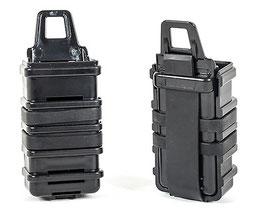 Fast mag Porta Caricatore per pistola singolo  Tan e Nero