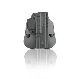 CYTAC CY-FG17 Fast Draw Holster  Per Glock 17, 22, 31 (Gen 1, 2, 3, 4)
