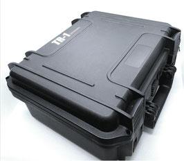 TR-1upgrade® Valigetta Rigida Antiurto Militare XLarge Componibile codice 10000380h160s