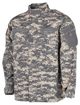Camicia Combat Colore Acu US Army 03383
