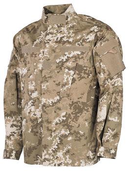 Camicia Combat Vegetato italiano Desert 03383M