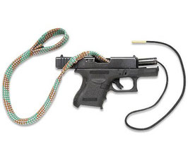 Hoppe's 9 Bore Snake Pistol Cleaner
