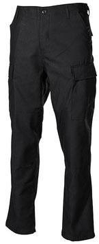 Pantaloni militari US BDU, nero codice 01294A