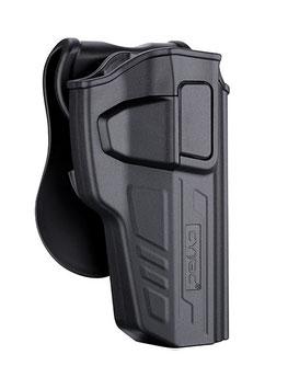 Cytac Nuova fondina per Beretta 92/98/M9 codice CY-T92G3