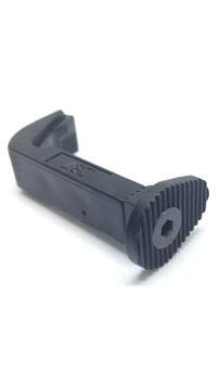 Sgancio caricatore maggiorato Completo Glock Elevatore in Metallo per Gen 3 codice 1000016/01
