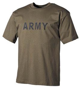 T-shirt Army 00253B