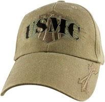 Baseball Cap eagle Crest USMC 71813706239