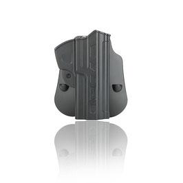 CYTAC CY-FT92 Fast Draw Holster  Per Beretta 92, Beretta 92FS, GSG92, Girsan Regard MC