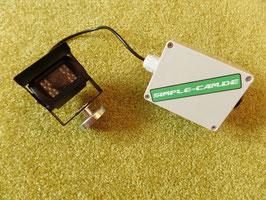 simple-cam Kamera mit Sendeeinheit für System 1 oder System 2