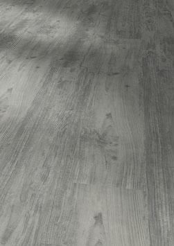 Vinylboden mit WPC-Trägerplatte    Nr. 304  Eiche silver